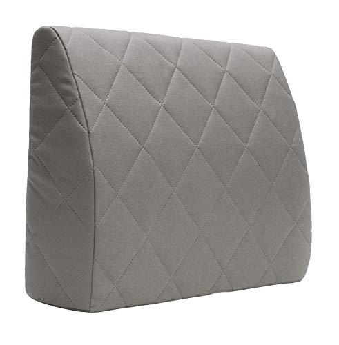 Formalind Cojín para palés, 60 x 45 x 15 cm, para exterior e interior, para muebles de palé, sofá y cama