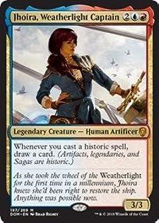 Jhoira, Weatherlight Captain - Foil - Dominaria