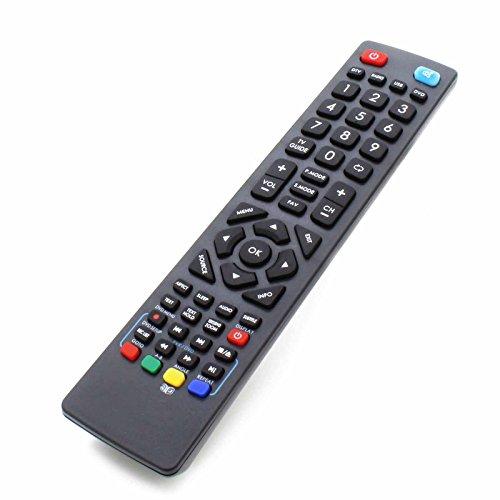 Mando a Distancia de Repuesto Compatible para Sharp LC-24CHF4012E LED TVs