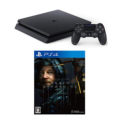 PlayStation 4 + DEATH STRANDING セット
