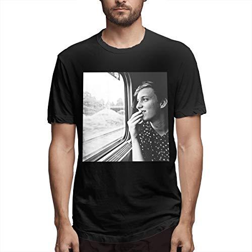 SEPTRINGS T-Shirt, 100 {789cf5a00107a2260f566f97d587b8a74c2db30a652e8f3200953377ae7003bd} Baumwolle, Unisex, Weiß / Schwarz / Gelb / Rot Gr. XL, Schwarz