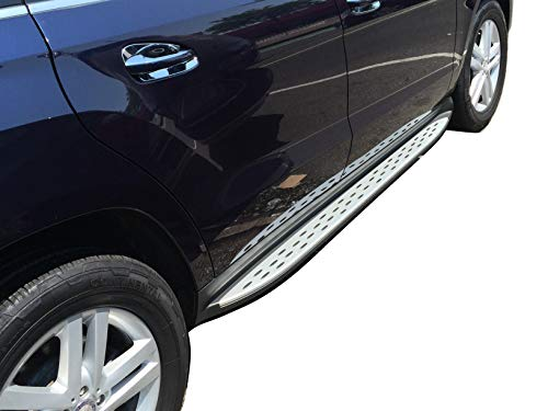 VGSSB-1363AL Brushed Aluminum Multi-fit OE Style Running Boards