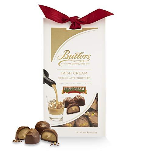 Butlers Schokotrüffel mit Irish Cream in konischer Schachtel 300 g
