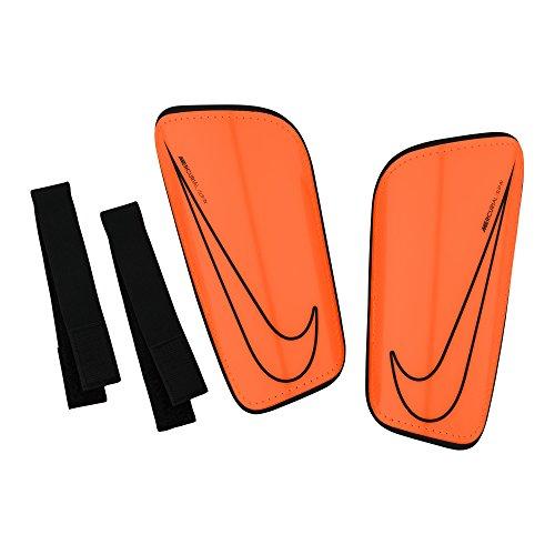 NIKE Schienbeinschoner Hard Shell Slip, Total Orange/Black, M