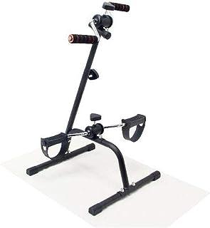 Mini Exercise Bike Pedal Exerciser,Arm and Leg Exercise Peddler Machine,Seated Exerciser Stationary Pedal Bike Portable Cy...