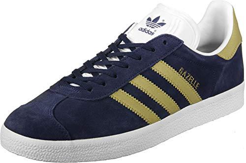 adidas Gazelle, Zapatillas de deporte Unisex Adulto, Azul (Maruni / Dormet / Ftwbla), 37 1/3 EU