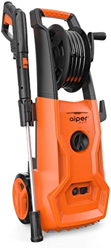 AIPER Electric High Pressure Washer, Cleans Cars/Fences/Patios