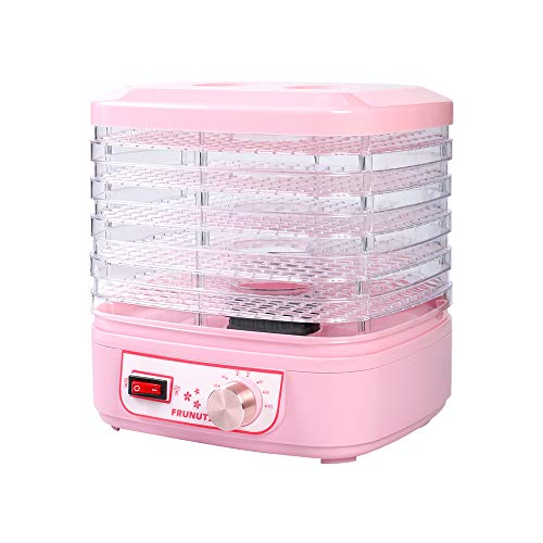 New /A Food Dryer Fruit Vegetable Meat Pet Food Small Home Roaster Low Temperature Dryer is Suitable...