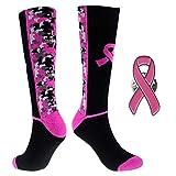 Sports Breast Cancer Awareness Pink Ribbon...