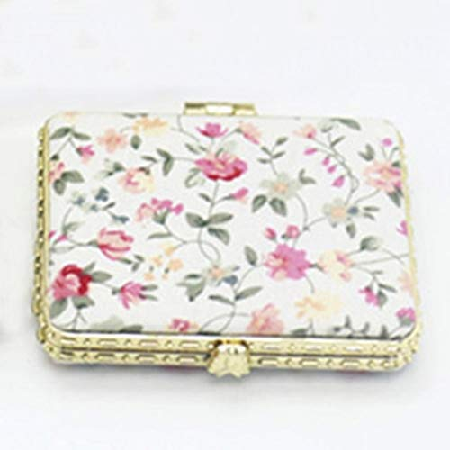 1 Piece Mini Makeup Compact Pocket Mirror WT4