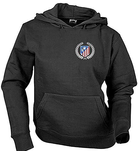 Sudadera Atlético Madrid Corona Adulto/Niño Camisetas