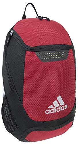 Adidas - Mochila - 104390, Talla única, Rojo universidad