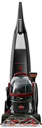 Bissell Pro Heat Limpiadora de alfombras, 800 W, 3 litros, 84 Decibelios, Rojo, Titanio