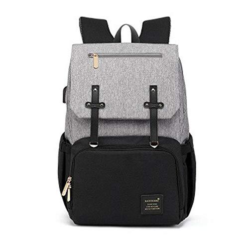 HFTYCC Fashion Maternity Bag Donna Oxford Cloth Multifunzionale Hot Mom Zaino Moda personalizzata ad alta capacità