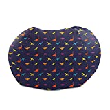 rucomfy Beanbags Indoor Dinosaur Character Medium Bean Bag. Use As Chair, Lounger or Soft Cushion. Machine Washable. Comfortable & Durable. 50 x 65cm (Medium D60 x H80cm)