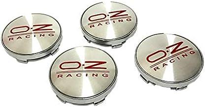 Sponsored Ad - MEIJIE 60mm 4PCS Car Wheel Center Cap OZ O.Z Racing Hub Cap Emblem for BMW Benz Chevrolet Toyota Volkswagen...