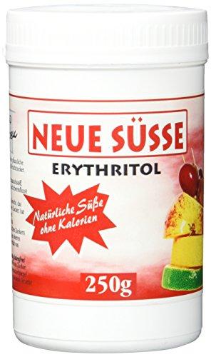 Gesund&Leben Neue Süsse Erythritol 250g (Nicht Bio) Süssungsmittel, 2er Pack (2 x 250 g)