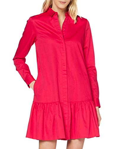 BOSS Damen C_Dois 10231214 01 Kleid, Medium Pink662, 42