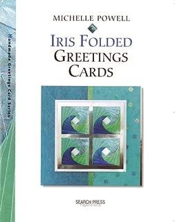 Handmade Iris Folded Greeting Cards (Handmade Greetings Cards)