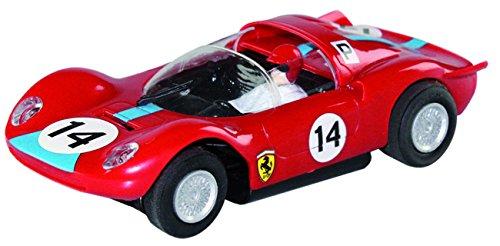 Cartronic Model-Auto Ferrari Dino 206 S (1966), schaal 1:24; getrouw voertuig voor autoracebanen