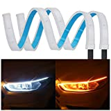 Best Daytime Running Led Strips - 2Pcs 24 Inches DRL LED Light Strip, YANF Review