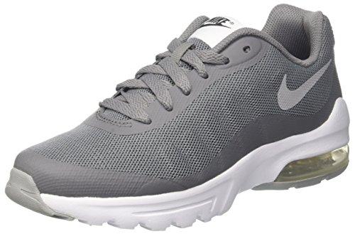 Nike Air MAX Invigor Print, Zapatillas Unisex niño, Gris (Cool GreyWolf GreyAnthraciteWhite), 37.5 EU