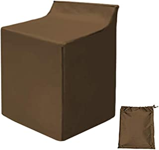 Covolo - Funda para lavadora y secadora para exteriores/inte