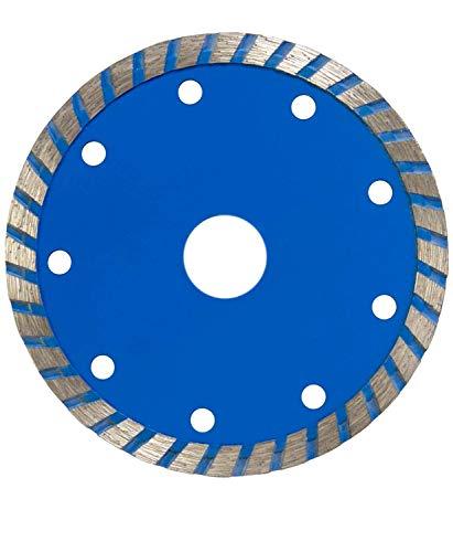 Corintian Disco da taglio diamantato 180 mm – per il taglio di materiali extra duri come ceramica, piastrelle, piastrelle, marmo, granito, ecc.
