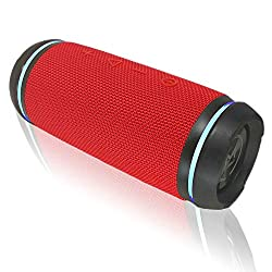 Morpheus 360 Sound Ring Portable Bluetooth Speaker - Loudest Bluetooth Speakers