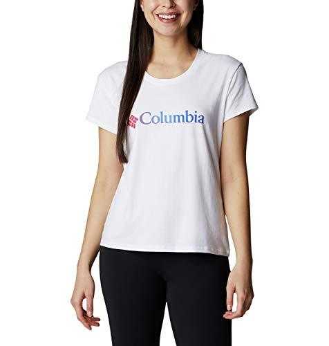 Columbia Sun Trek Camiseta estampada para mujer