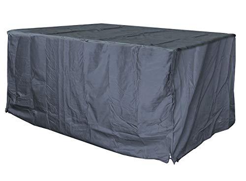 QUICK STAR Schutzhülle für Kissenbox 140x70x70cm Auflagenbox Gartenbox Truhe