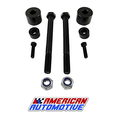 2005-2020 Tacoma 4WD, 2003-2020 4Runner and 2005-2015 Fj Cruiser 4WD 4x4 Differential Drop Kit For 2-4' Lift CNC Machined T6 Billet Road Fury