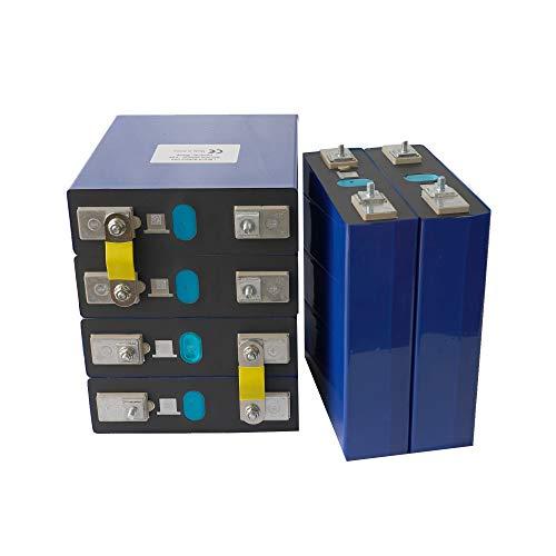 Lifepo4 Lifepo4 con código QR LFP de litio solar 12 V 24 V 48 V grado A 4 piezas 2021 nueva batería celdas no 280 Ah EV Marine RV Golf EU Stock – 7 días laborables para entregar