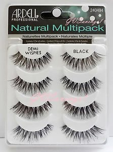 Ardell Multipack Demi Wispies Fake Eyelashes (3) by Ardell