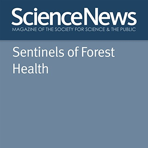 Sentinels of Forest Health cover art