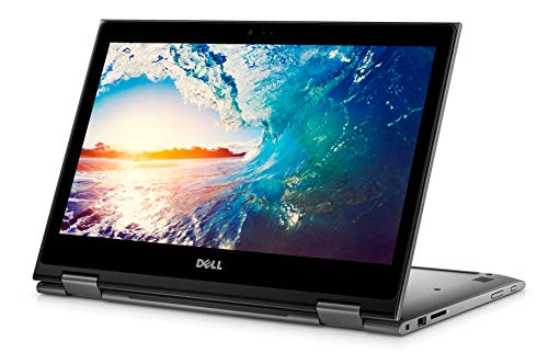 Dell Inspiron 13 5000 13.3 Inch 2-in-1 FHD Touchscreen Convertible Laptop (Grey) Intel Core i5-8250U, 8 GB RAM, 256 GB SSD, Window 10 Home