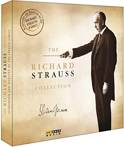 The Richard Strauss Collection [11 DVDs]