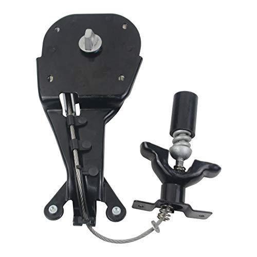 CDYSS Ersatzrad-Seilwinde Mechanismus für Dis-covery 5 L462 mit Diebstahlschutz Draht (ab 2016) LR081592 LR108517 LR112401