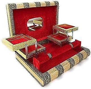 Wooden Jewellery Organizer Multi Purpose Box Bangle Box Return Gift Home Decoration Wedding Gift Box, Vanity Box Wedding, ...