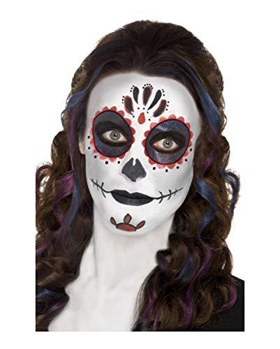 Jour de l'ensemble de maquillage Morte