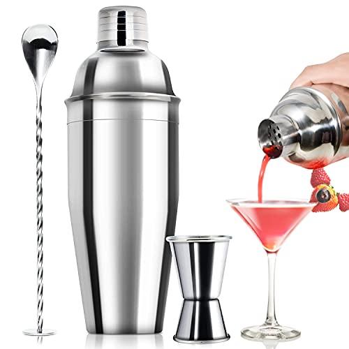 24oz Cocktail Shaker Bar Set - Professional Margarita...