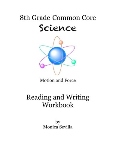8th Grade Science Motion And Forces Workbook
