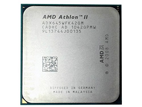 AMD Athlon II X4 645 3.1 GHz Quad-Core CPU Processor ADX645WFK42GM Socket AM2+ AM3 CPU 938-pin