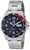 Orient Men's Mako II Japanese-Automatic Watch with Stainless-Steel...