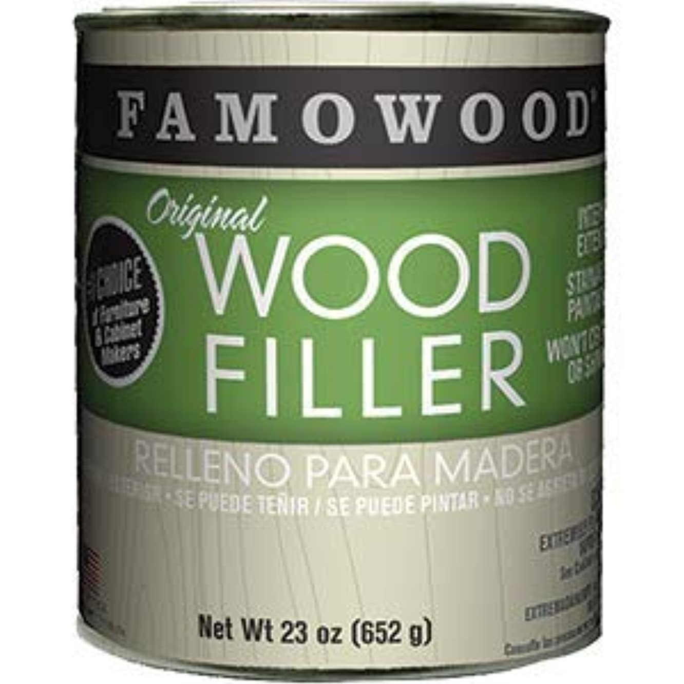 Eclectic Products Inc Famowood 36021142 Pt Walnut Wood Filler - 12ct. Case