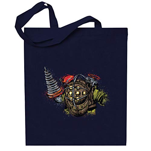 BioShock Big Daddy Totebag