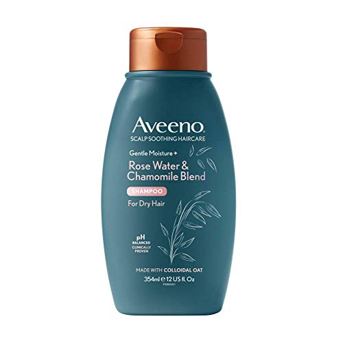 Aveeno Hair Itchy Scalp Shampoo with Chamomile for Dry hair and Scalp,...