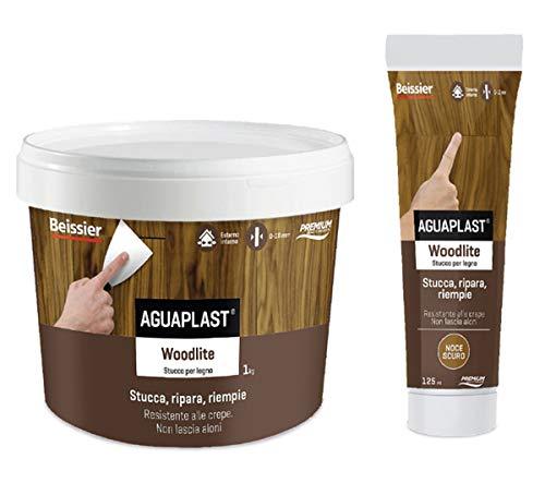 Aguaplast Woodlite caoba tubo de 0,125 ml