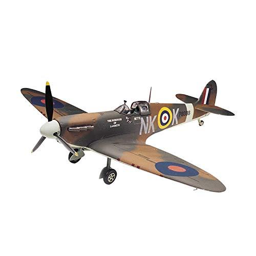 Revell 1:48 Spitfire MKII, Multi-Colored
