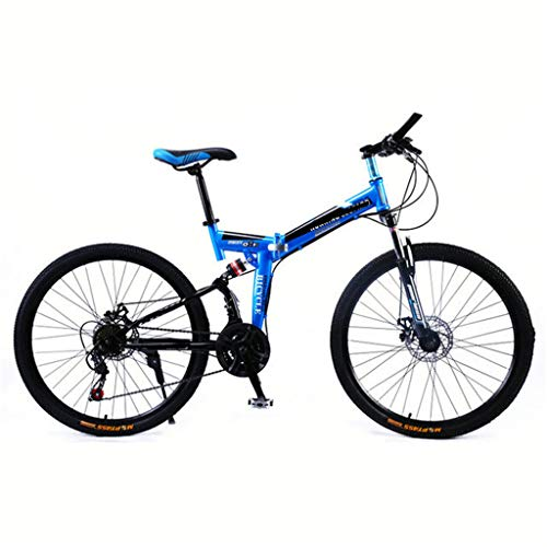 Overdrive harde tail mountainbike vouwfiets 26